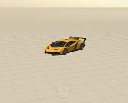 Three.js车辆简单渲染及控制系统(1.0)